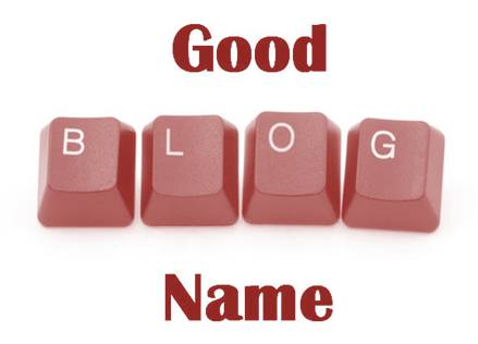 Finding a blog name